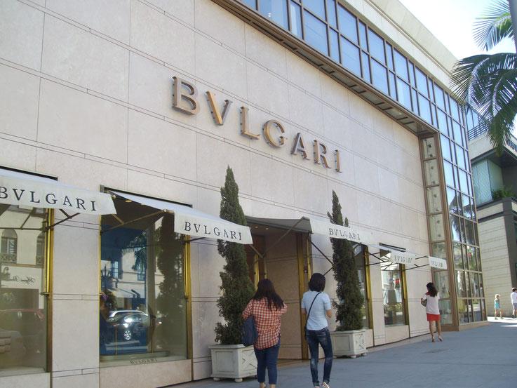 海外店舗デザイン・施工 All rights reserved by onegai kaeru bvlgari shop design