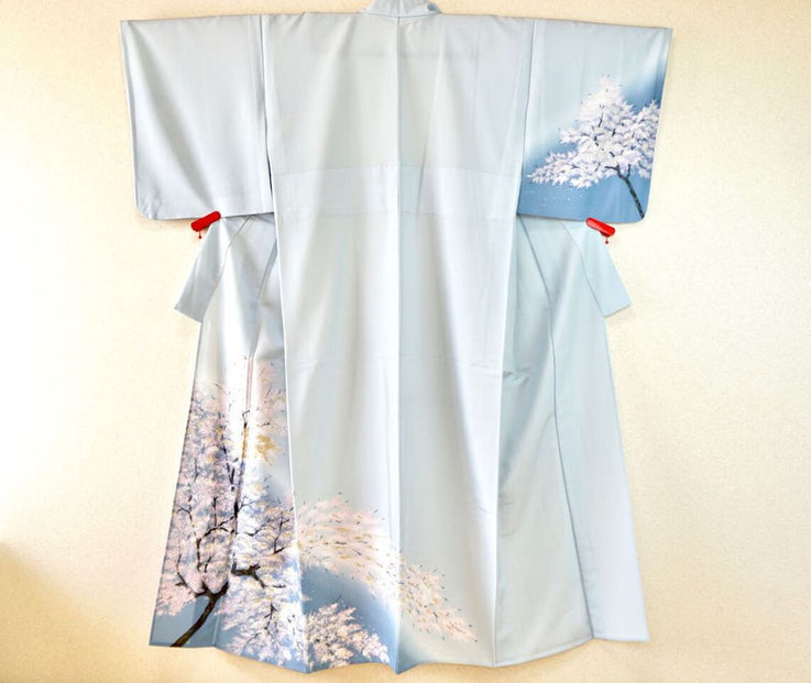 This type of tradition art is possible to make with us. Do you want to produce original Kimono?  Source: salz tokyo