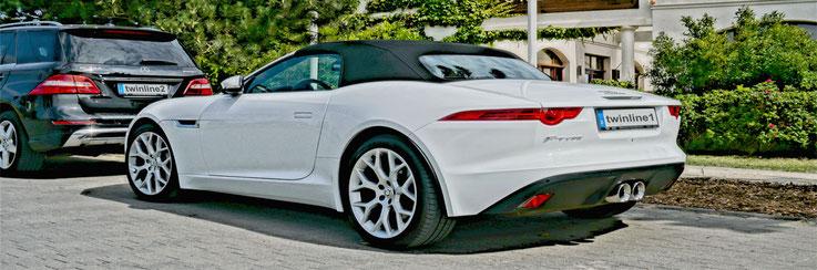 Elektronisches Fahrtenbuch Jaguar GPS