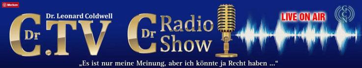 Dr Leonard C TV Logo Radio Show