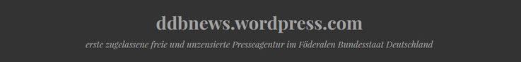 DDBNews zugelassene freie unzensierte Presseagentur Förderales Bundesland Deutschland