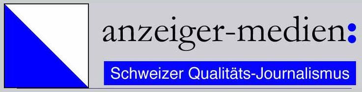 AZ Anzeiger Medien Schweizer Qualitäts-Journalismus Logo
