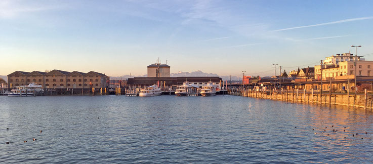 Praxis Psychiater Eichler beim Hafen von Romanshorn