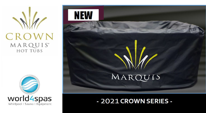 MarquisSpas Crown Series Whirlpools