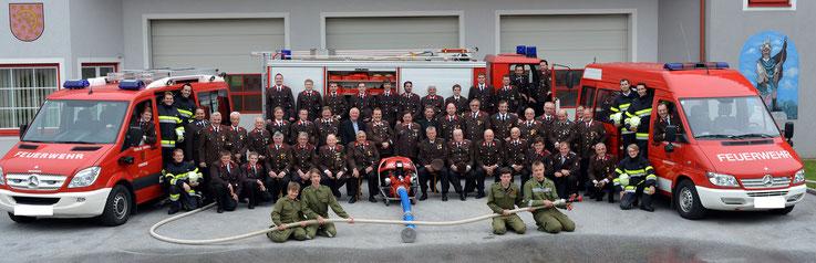 Freiwilligen Feuerwehr Hainersdorf, Feuerwehr, Großwilfersdorf, Hainersdorf