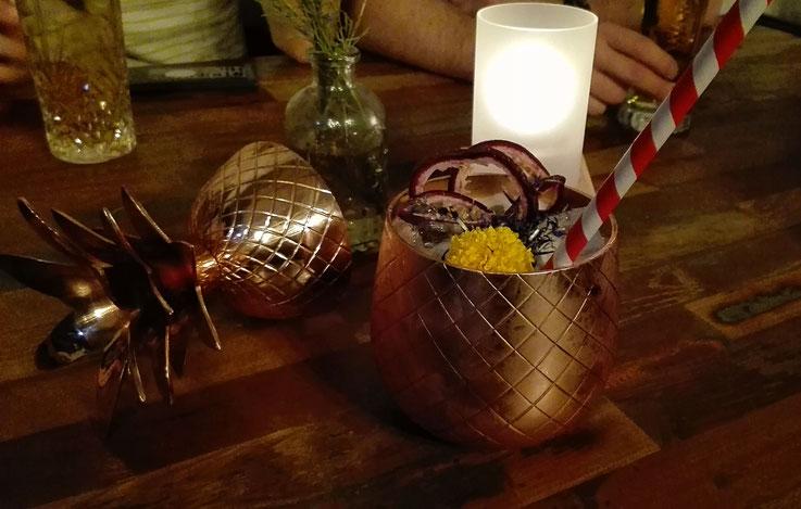 ananas kupfer cocktail freiburg elizabeth lust auf gut