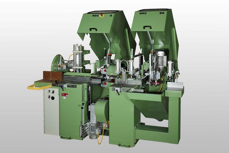 Chalaetbau-Maschine CM-40