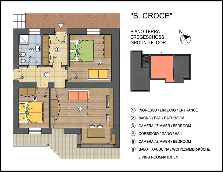 Appartamento Santa Croce