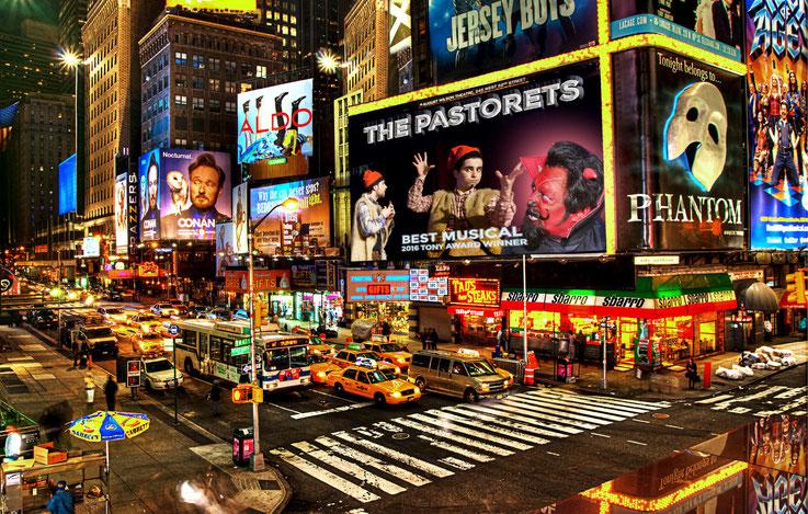 La versió americana d´Els Pastorets triomfa a Broadway i guanya el premi Toni Award al Millor Musical del 2016