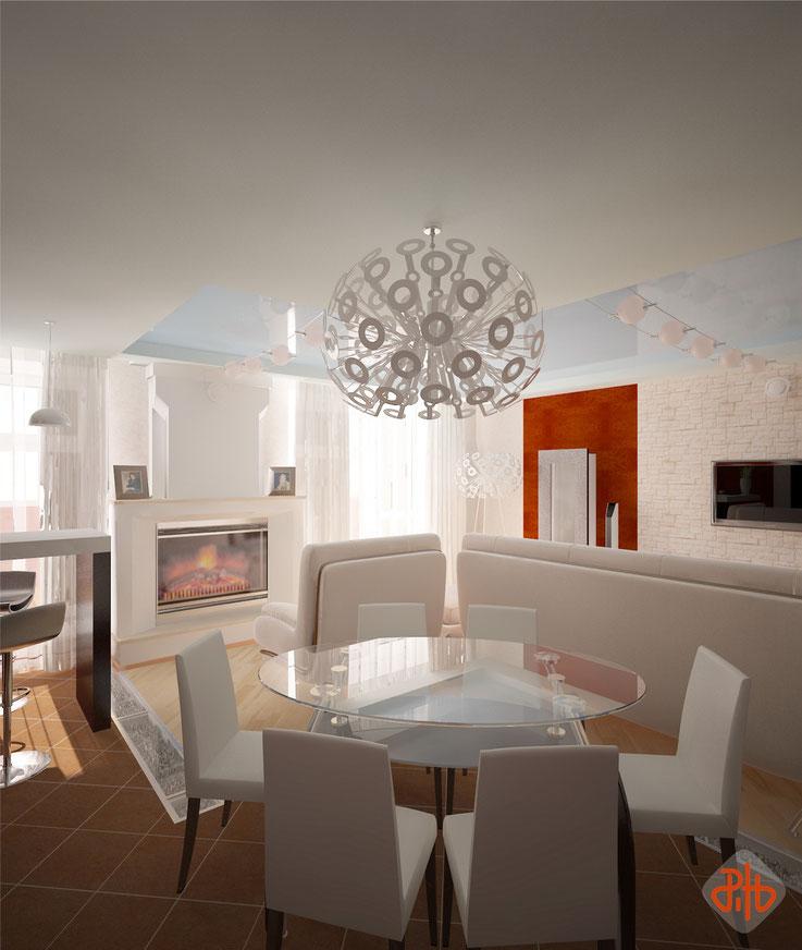 Родонитовая, 9 кухня-гостиная_5