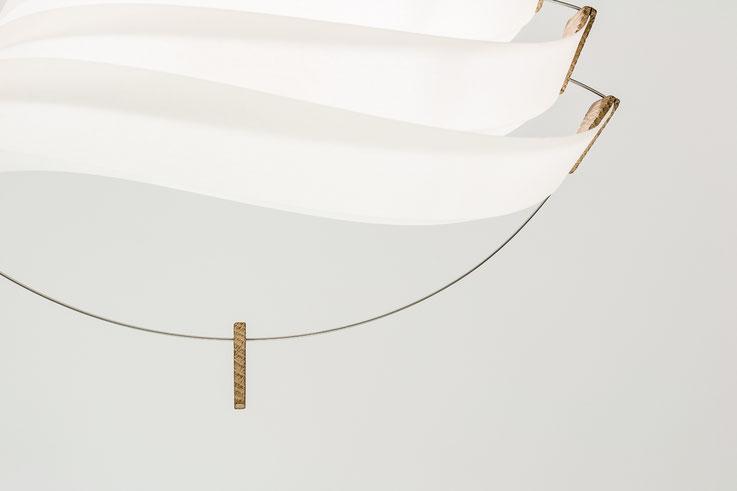 luminaire mw design papier bois Eole