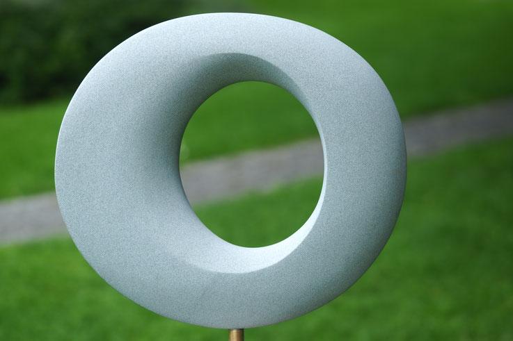 Umschwung / Sandstein / Sandstone / Sculpture / Skulkptur in Stein/ Andreas Lindegger/