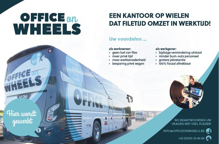 Impressie Office on Wheels