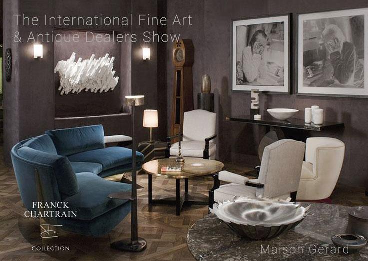 The international fine art & Antique dealers show - Maison Gerard - October 2014