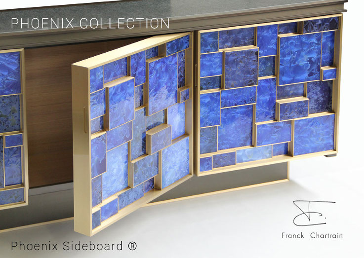 Phoenix Sideboard ® reference ph-08 / Enfilade Phoenix ® référence ph-08