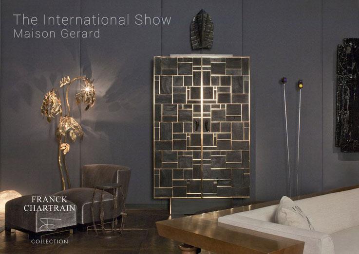 The international  show - Maison Gerard - October 2015