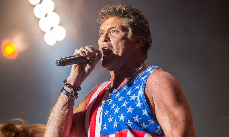 David Hasselhoff 2014 © Stphotography; CC BY-SA 4.0