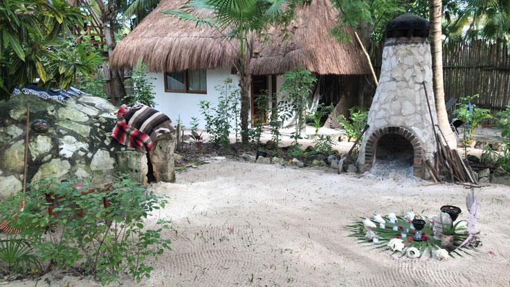 Mexiko Schwitzhütte