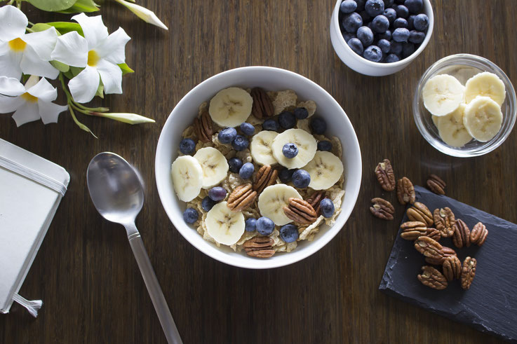 Frühstücksritual