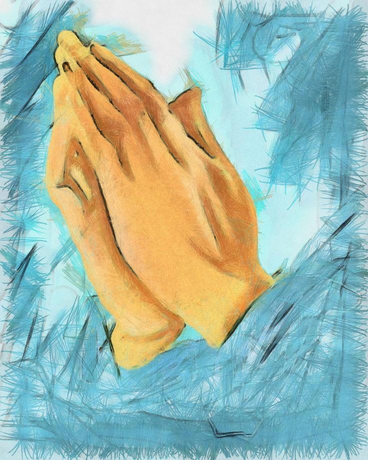 Heilige anbeten