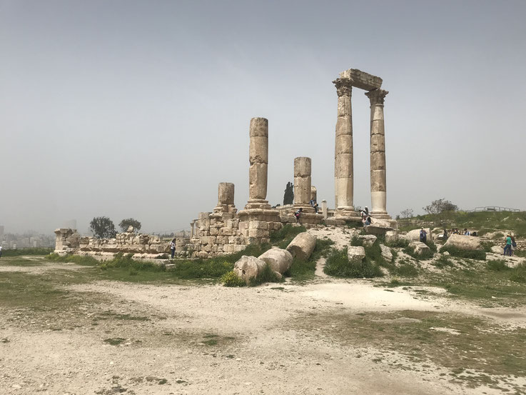Herculestempel in Amman