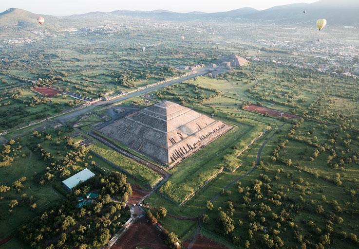 Theotiuhuacan - Mexikoreise