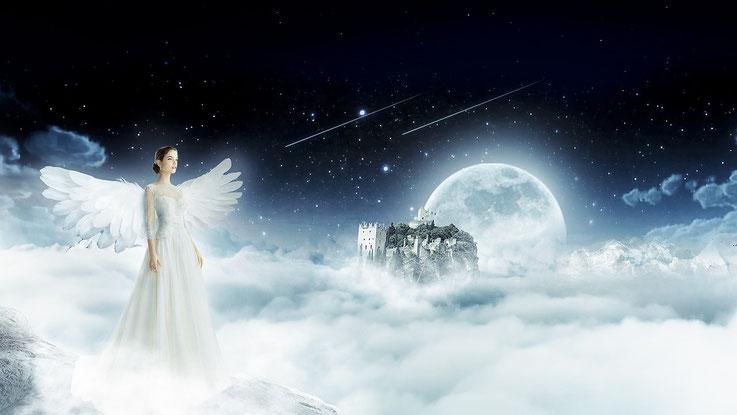 Engel Erzengel Cherubim