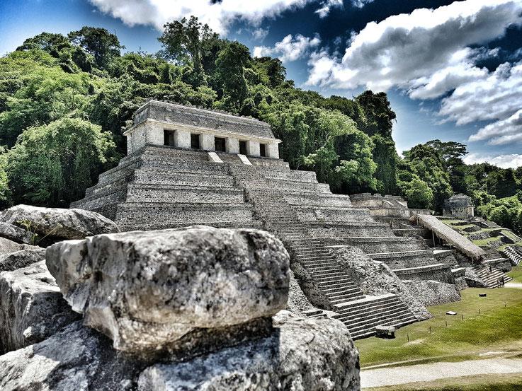 palenque mexiko reise