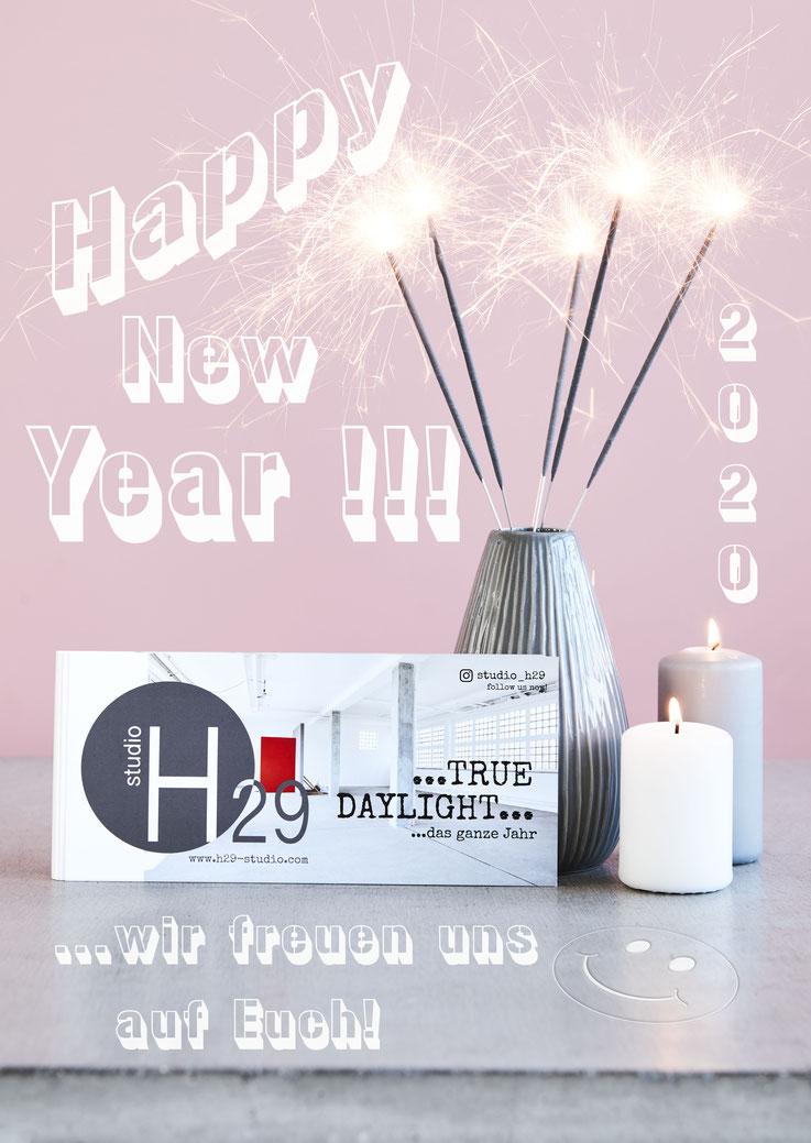 Happy New Year, Daylight, studio, Munich, rental studio, Fotostudio