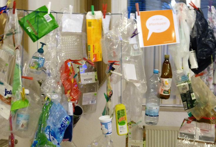 Plastik sparen, plastikfrei, zerowaste, Frankfurt