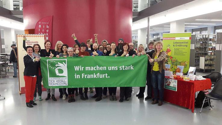 EWWR, Plastik sparen, plastikfrei, zerowaste, Frankfurt