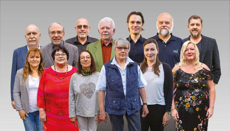 Mitglieder der UWG Oer-Erkenschwick