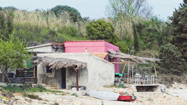 croatie bigousteppes port plage istrie