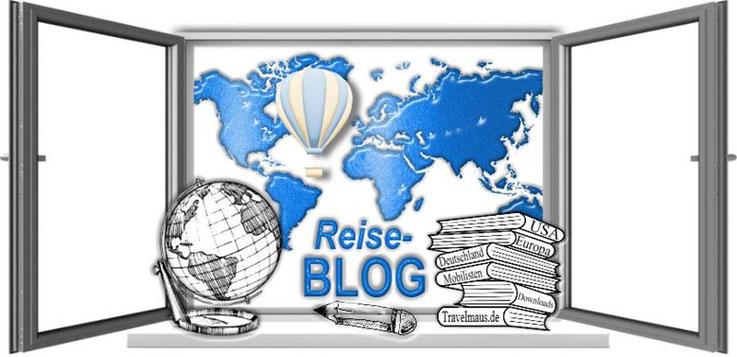 Reiseblog der Travelmäuse