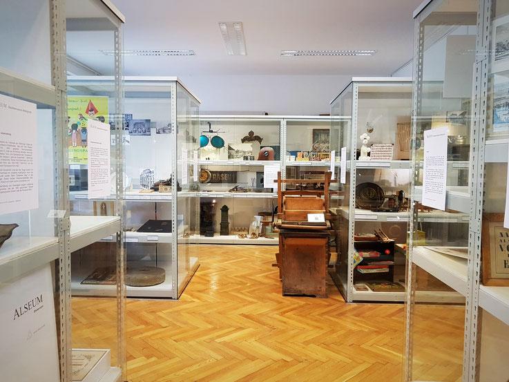 Bezirksmuseum Alsergrund Showroom