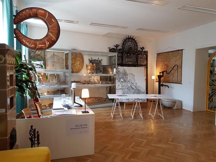 Bezirksmuseum Alsergrund Architektur Sammlung