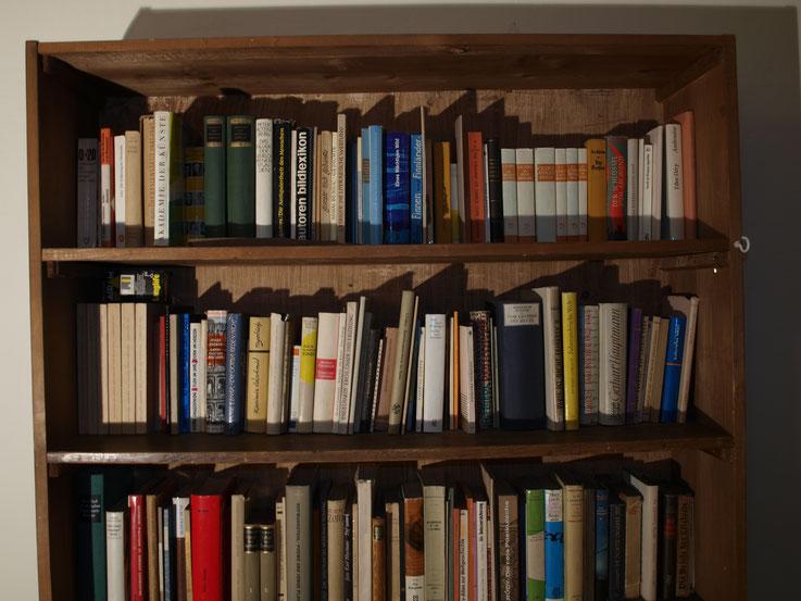 Bücher aus dem Nachlass von Heimito von Doderer (Sammlung Bezirksmuseum)