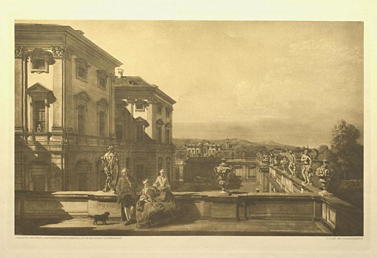 Palais Liechtenstein Wien Alsergrund.