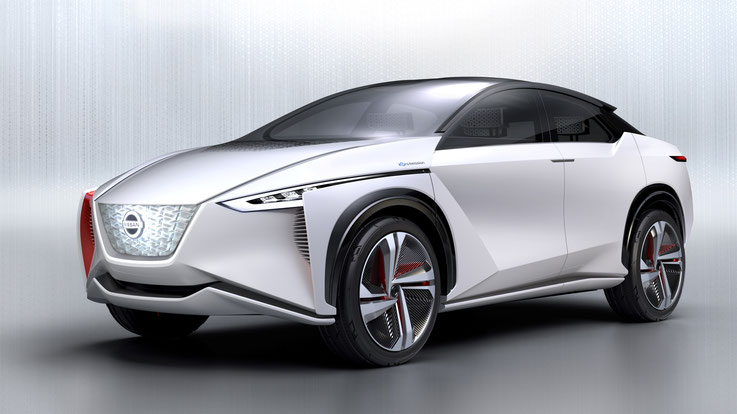 Le concept IMx issus d'une nouvelle plateforme préfigure le style d'un prochain crossover 100% électrique international