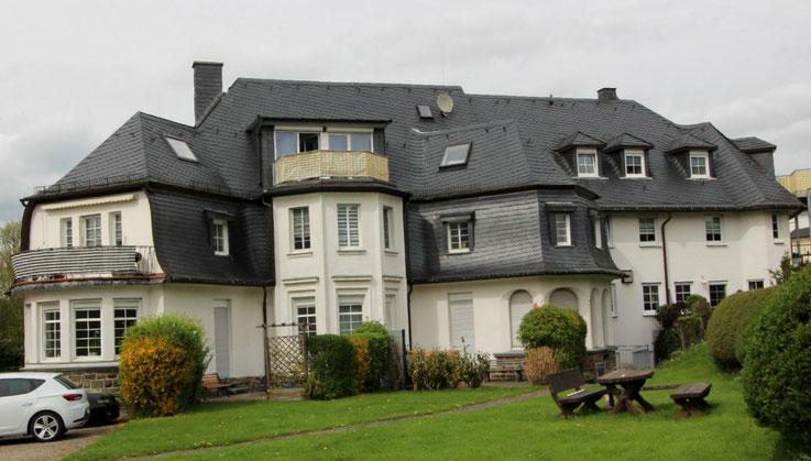 Eine Villa