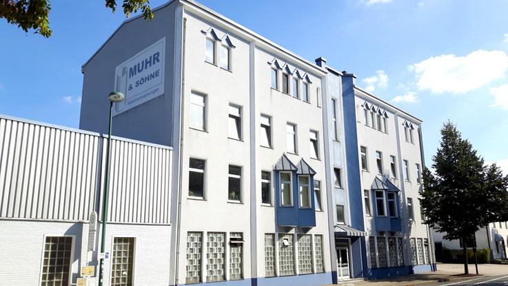 Firmengebäude Muhr und Söhne in Attendorn