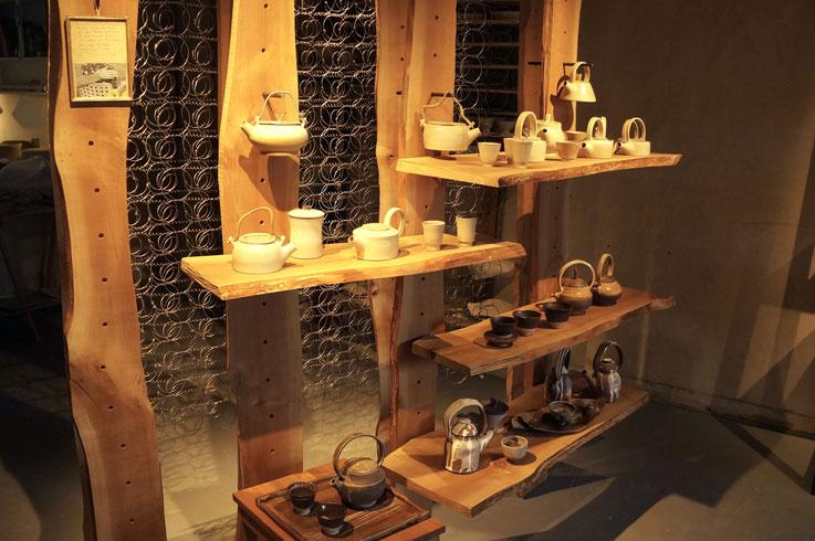 Ladenbau Keramik
