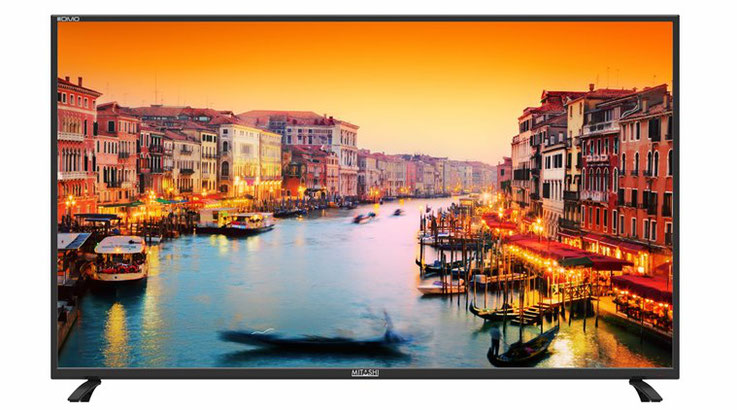 Mitashi 65-inch smart LED TV