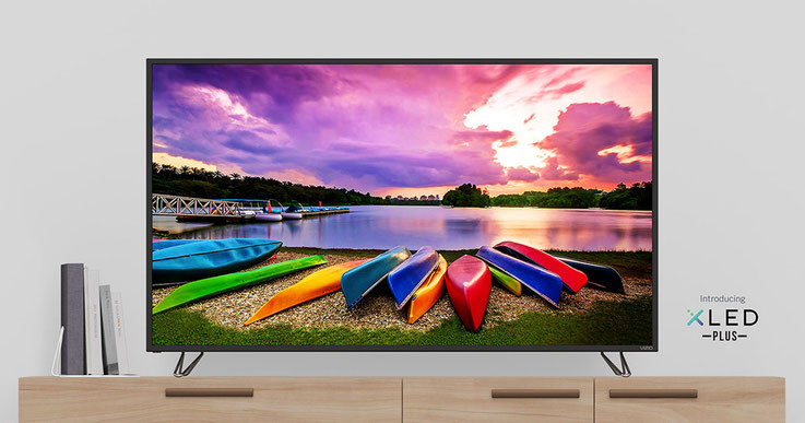 Vizio M55-e0 Of The M-series In 2017 With Technology Xled