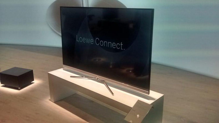 Loewe Connect 55 review