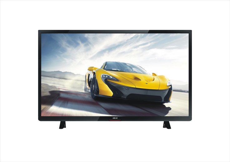 "SMART TV AKAI 32"" FULL HD"