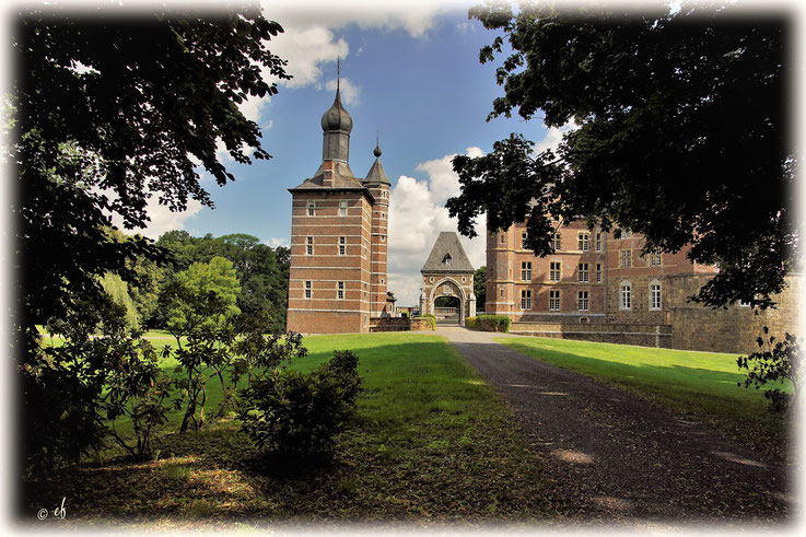 Ein wunderschönes Schloss