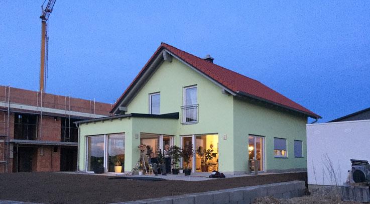 BV: Steinheim/Memmingen Schlüsselfertiges EFH mit Doppelgarage