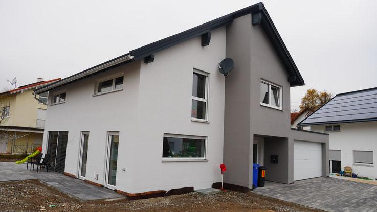 BV: Durach Haus 2 Schlüsselfertiges EFH mit Doppelgarage