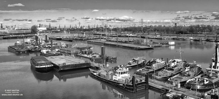 Der Travehafen